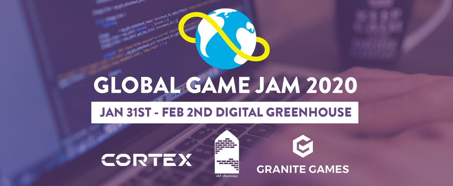 Granite Games 2020.Global Game Jam Guernsey 2020 Digital Greenhouse